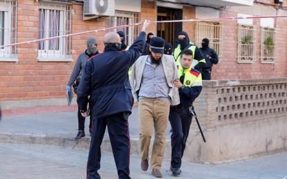 Muere un terrorista yihadista catalán de la «célula» islamistas extremista «de Terrassa en  Faluya (Irak)»
