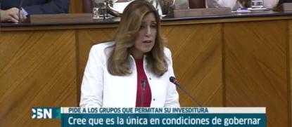 Díaz pide un voto de confianza de la Cámara para dar a Andalucía el gobierno que necesita - copia