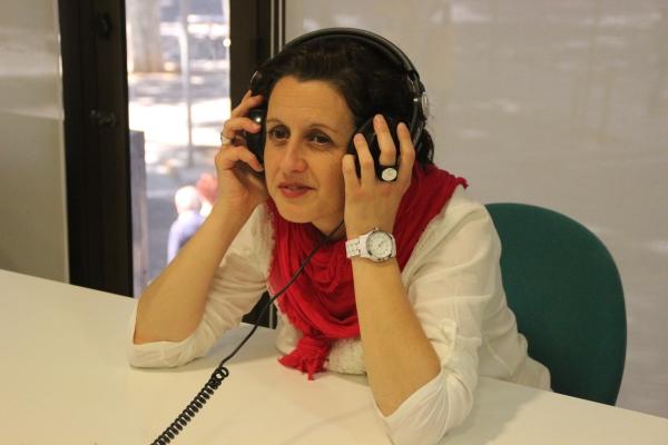 La Candidata de UPyD Barcelona no dudaría en pedir la ilegalización de ANC y critica la soberbia de Xavier Trias