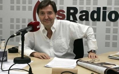 """Losantos """"culpa"""" a Rajoy del fracaso del PP, """"eres tú; tu maldito gobierno que permitió el 9N catalán, ha soltado a Bolinaga…"""""""