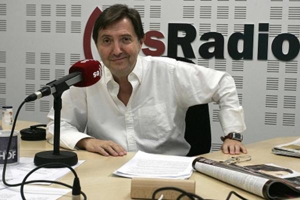 Losantos culpa a Rajoy del fracaso del PP, eres tú; tu maldito gobierno que permitió el 9N catalán, ha soltado a Bolinaga...