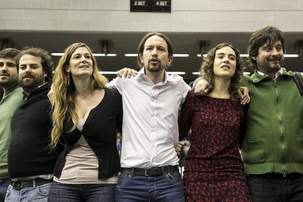 Pablo Iglesias vuelve a Cataluña en un acto de campaña de Terrasa En Común con Xavi Matilla
