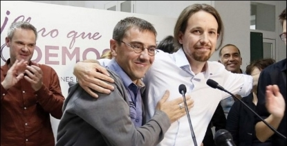 Pablo Iglesias y Podemos se despiden del ideólogo de Podemos, algo enormemente doloroso para .. - copia