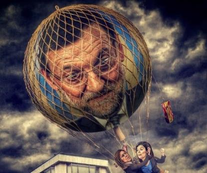 Pedro J España buscaba un hombre globo para salir de la ciénaga pero se halló en hombre corcho flotando - copia - copia
