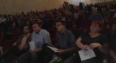 Podemos presenta su 'Programa Del Cambio 215 Medidas Para Un Proyecto De País'...