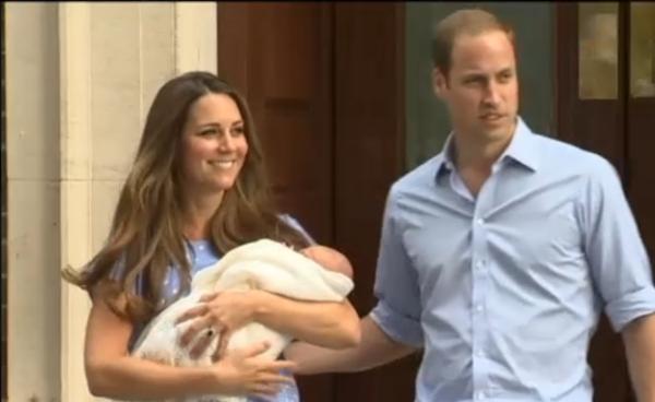 .Roya Beby Girl - Bebé real, ha nacido la niña princesa de los duques de Cambridge, Princess is born