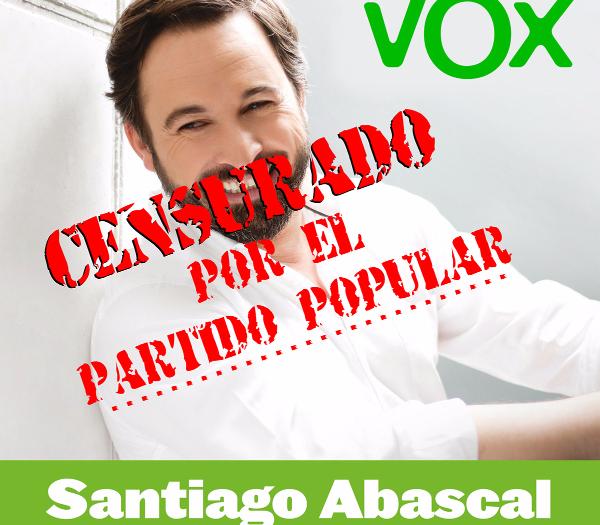 VOX presenta una queja ante la Junta Electoral Central para ser incluidos en el debate de Telemadrid,