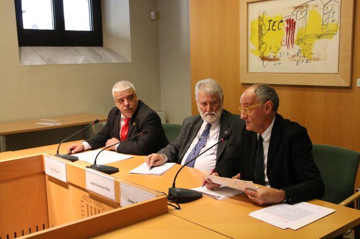 juristas separatistas catalanes