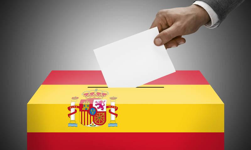 la lorg regula el voto en españa