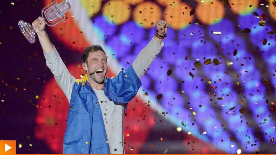 suecia gana el eurovision