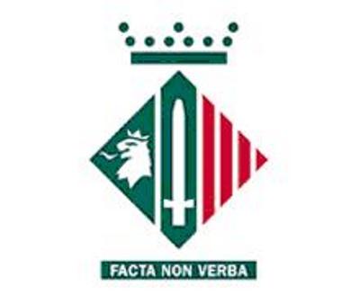 Escudo y lema del Ayuntamiento de Cerdanyola del Vallès