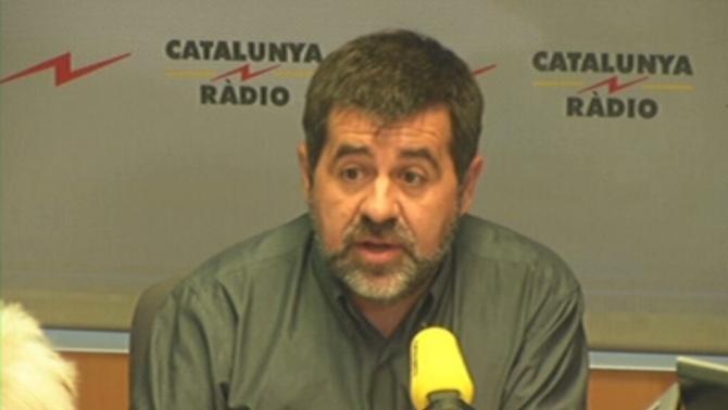 El separatista Sánchez vuelve a exigir la complicidad de Ada Colau con la hoja de ruta separatista y su apoyo al 11-S