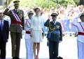 """Entre aplausos y gritos de """"vivas"""" a la monarquía y las Fuerzas Armadas, el Rey preside el 'Día de las Fuerzas Armadas'"""