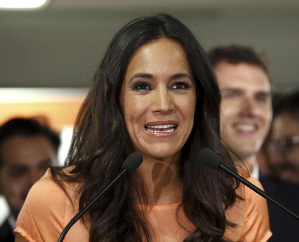 Begoña se Reune con Manuela Carmena