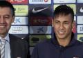 Admitida a trámite una querella contra Neymar y Bartomeu por estafa y corrupción