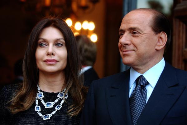 Berlusconi deberá pagar una pensión de 1,4 millones al mes a su exmujer
