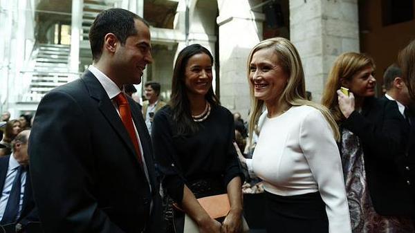 C's Madrid quiere «un órgano de consenso» con «todas las fuerzas políticas» en Asamblea de Madrid