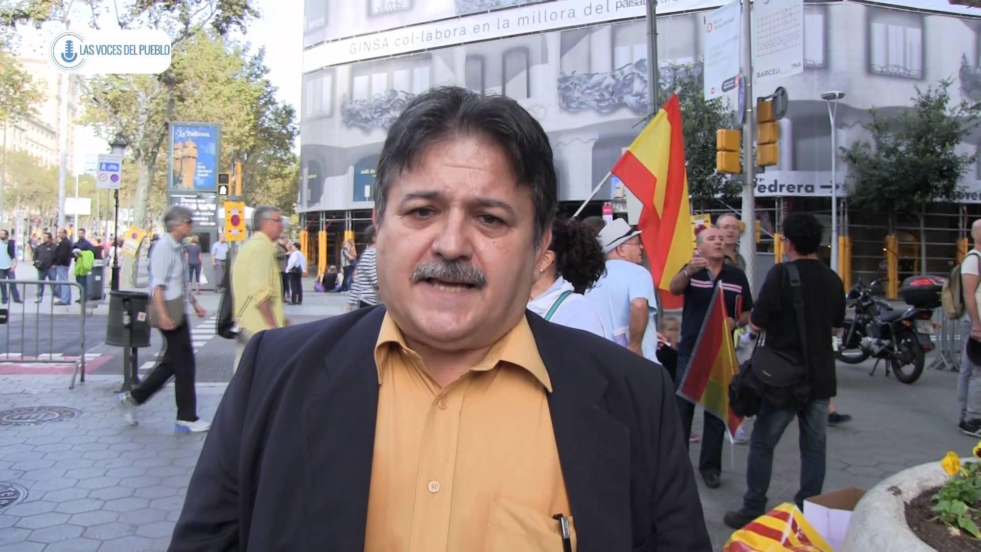 Eduardo García González _ presidente de MC España y Catalanes
