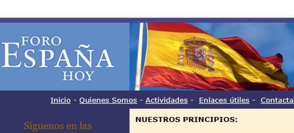 Foro España Hoy