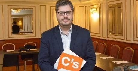 Fran Hervías, ciudadanos - C's