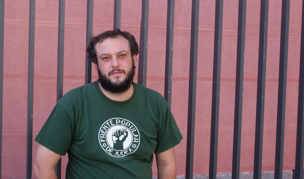 GuillermoZapata de Ahora Madrid