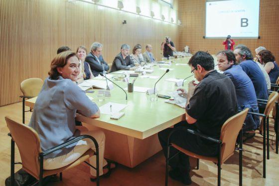 L'Ajuntament de Barcelona anuncia que retira la candidatura dels Jocs Olímpics d'Hivern