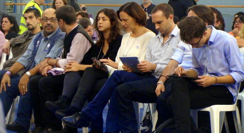 Pablo Iglesias, descanza, Erejon, Juan carlos Monedero equipo