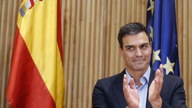 Pedro Sánchez pone fin al mandato de Rajoy