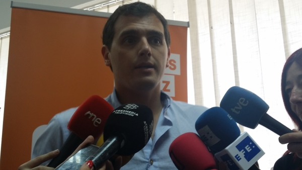 albert rivera, 20 de junio 2015