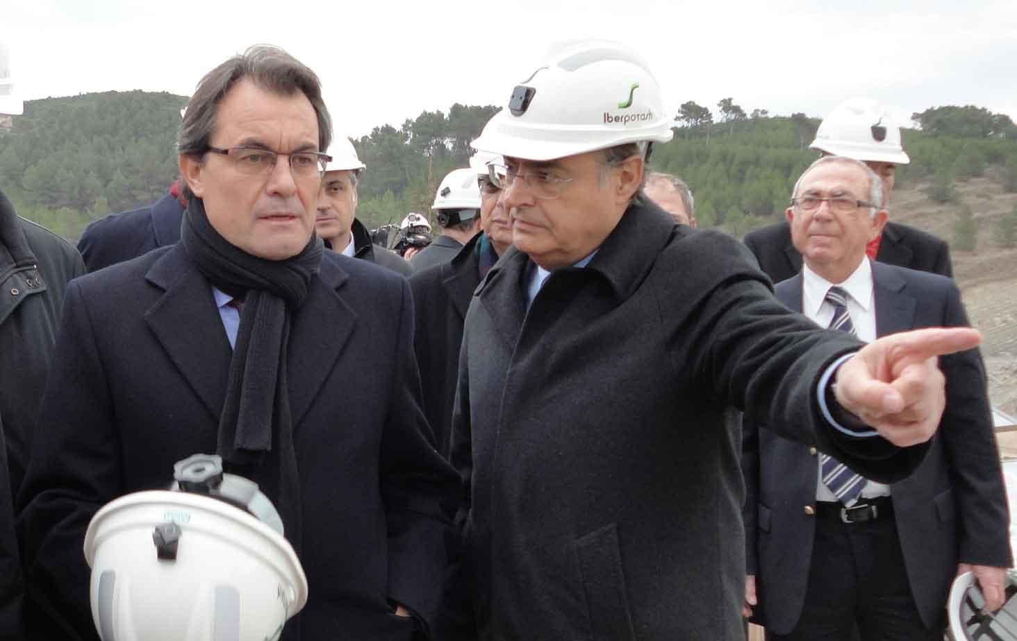 Imputados tres altos cargos del gobierno de Artur Mas Gavarró por «prevaricación ambiental»