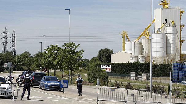 atentado terrorista en Francia , Isère