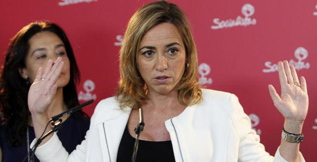 Chacón se plantea presentarse a las primarias del PSC para las generales
