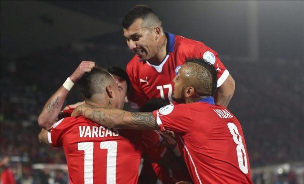 Chile tumba a Perú con un doblete de Vargas y se clasifica a la final 2-1, billete a la gran final de la Copa América