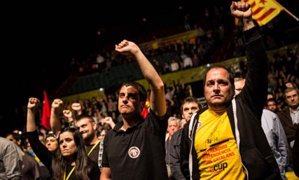 Extremistas de CUP comunican a Ada Colau que no entrarán en gobierno de Barcelona