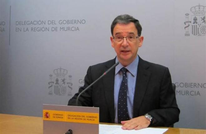 Obligado por Ciudadanos, dimite el delegado de Gobierno del PP Murcia