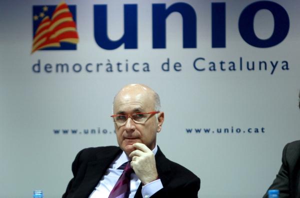 Duran Lleida: «Harto de sentir que si no pensamos como ellos, si no somos independentistas, no somos patriotas, ¡Basta!»
