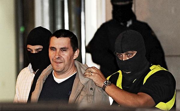Separatistas de 'Países catalanes' exigen en manifiesto la liberación del asesino terrorista Arnaldo Otegui