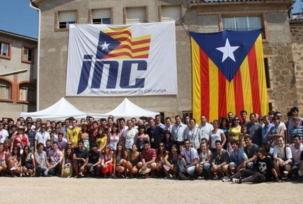 La Juventud separatista de Artur Mas exige la disolución de CIU y pide a separatistas de UDC sumarse a CDC