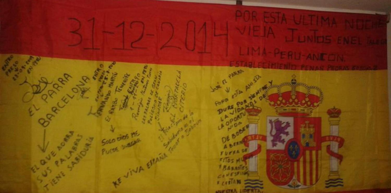 Fundación +34 pide ayudar a presos compatriotas encarcelados en extranjero: catalanes, madrileños, andaluces