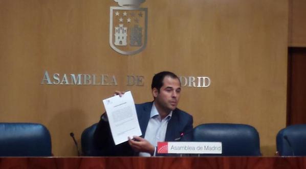 ignacio aguado impulsa una comisión de investigación sobre la corrupción política en madrid