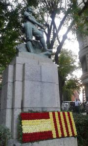 monumento del Tambor del Bruch