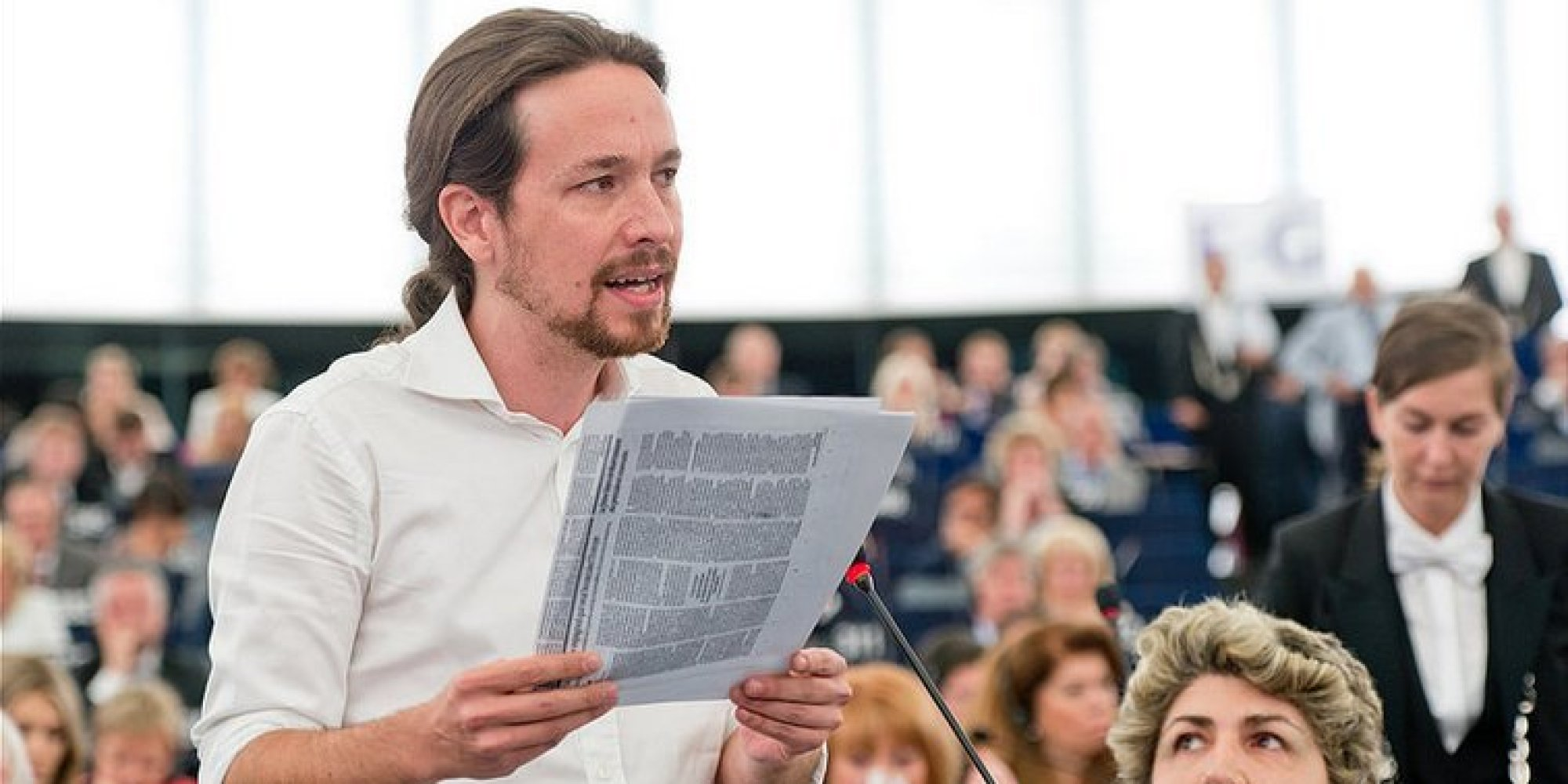 pablo Iglesias entrevistado en New Left Review