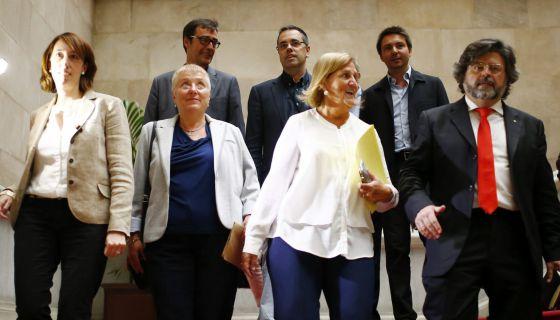 UDC vota muy dividido en una referéndum interno sobre el proceso separatista catalán, este domingo