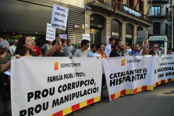 somatemps, II congreso de la catalanidad hispanica en gerona