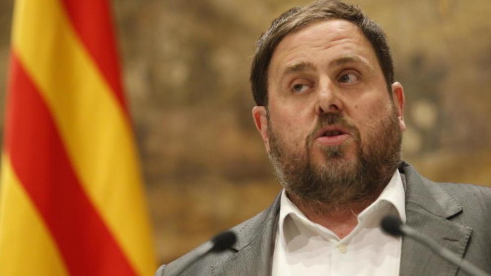 Junqueras esconde las siglas excluyentes de ERC y propone ahora «una Alianza» separatista para encarar el 27-S