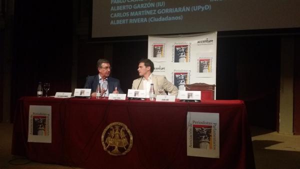 Albert Rivera asegura que Ciudadanos (C's) quiere «liderar una reforma profunda de España»
