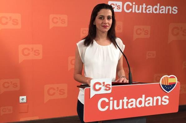 Arrimadas asegura que el futuro gobierno catalán de Ciudadanos será el mejor interlocutor con el gobierno de España