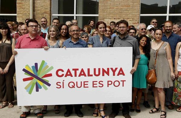 Cataluña Sí Que Se Puede - Catalunya Si Es Pot