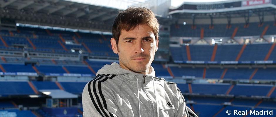 Comunicado Oficial Iker Casillas