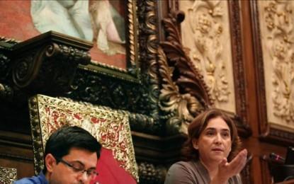 """""""Conductas anómalas"""" marcan los dos Plenos extraordinarios en Ayuntamiento de Barcelona"""